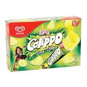 Polo helado sabor lima-limón