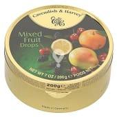 Caramelos frutas