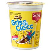 Milly Gris & Ciocc grisines para untar en la crema de cacao sin gluten