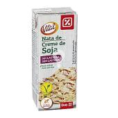 Nata de soja sin lactosa