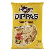 Doritos snack dippas original bolsa 200 gr