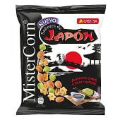 Mister corn sabores de japón cocktail frutos secos