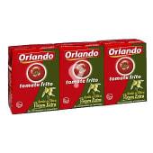Tomate frito con aceite de oliva virgen extra