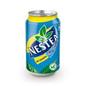 Refresco de te al limon sin azucar lata 33