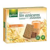 Galletas tostadas sin azúcares
