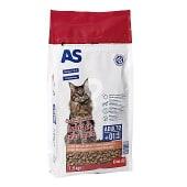 Alimento para gatos control bolas de pelo rico en salmón con guisantes bolsa 1.5 Kg