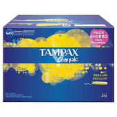 Tampones compak regular