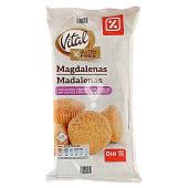 Magdalenas sin lactosa y SIN GLUTEN