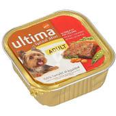 Alimento para perros mini con buey y legumbres