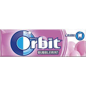 Chicle Bubblemint (pack )