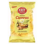 Patatas fritas caseras con aceite de oliva