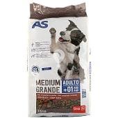Alimento para perros adultos mix buey