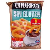 Churros congelados sin gluten