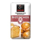 Harina de trigo con levadura
