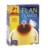 Preparado para flan clásico