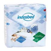 Protector de cama absorbente 60x60 cm