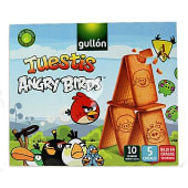 Galletas Tuestis Angry Birds