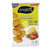 Natuchips tomate, queso y orégano a base de cereales, patata y soja 100% naturales