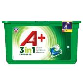 Detergente Máquina Roupa Cápsulas 3 em 1 Regular Ariel (38 doses)