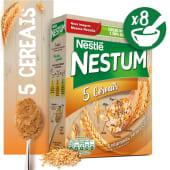 Nestum 5 Cereais  com Cereais Integrais Nestlé (emb. 250 gr)