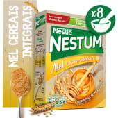 Nestum Mel  com Cereais Integrais Nestlé (emb. 250 gr)