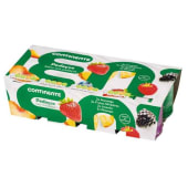Iogurte Pedaços Multifruta Continente (emb. 8 x 125 gr)