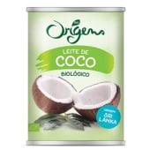 Leite de Coco Origens Bio (emb. 400 ml)