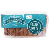 Tostas de Mistura sem Glúten Museu Do Pão (emb. 140 gr)