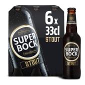 Super Bock Stout Preta (emb. 6 x 33 cl)