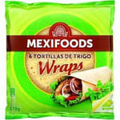 Wraps Mexifoods (emb. 370 gr)