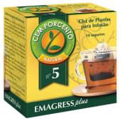 Chá Nº 5 Emagrecimento Cem Porcento (emb. 13 gr)