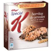 Barras de Cereais Chocolate Special K Kellogg's (6 un)
