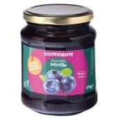 Doce Extra Mirtilos Continente (emb. 375 gr)