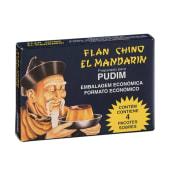 Pudim Flan El Mandarin (4 un)