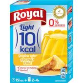 Gelatina Pó Light 10 Kcal Ananás Royal (emb. 31 gr)