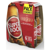 Super Bock (emb. 6 x 33 cl)