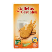 Galleta con cereales
