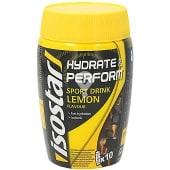 Bebida isotónica en polvo sabor limón