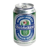 Cerveza rubia sin alcohol 0,0