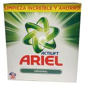 Detergente lavadora polvo ropa blanca Actilift