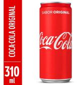 Coca lata 310cc