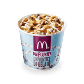 McFlurry Snickers