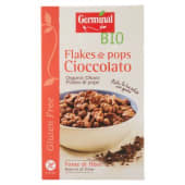 Germinal, Bio Flakes & pops cioccolato senza glutine 200 g