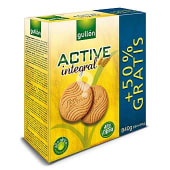Galletas integrales con fibra active