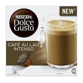 Café con leche intenso 16 cápsulas caja 160 gr