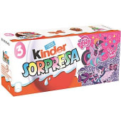 Huevo de chocolate Kinder Sorpresa