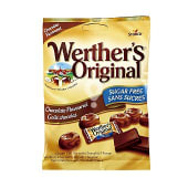 Original caramelos de nata sabor cacao sin azúcar