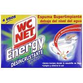 Limpiador energy polvo activo