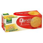 Galleta integral digestive reducido en grasa