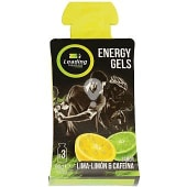 Gel energético para deportistas sabor lima limón pouch